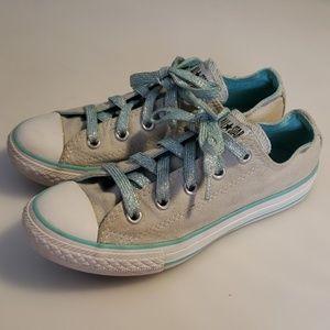 Converse size 1 girls